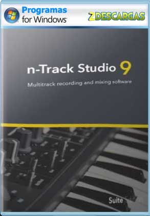 n-Track Studio Suite 9 [x64 - x86] Full Español [Mega]