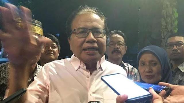 Sindir Menkeu, Rizal Ramli: Cuma Selamatkan Rp1,5 Miliar Bangga?