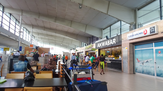Aéroport Félix Houphouët Boigny Airport