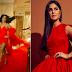 रेड ड्रेस में नजर आईं कटरीना कैफ, वायरल हो गया वीडियो