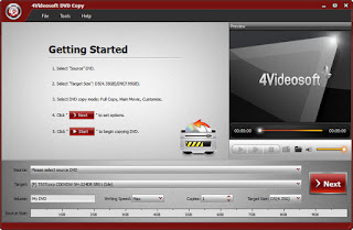 4Videosoft DVD Copy 3.2.30 Multilingual Full Crack