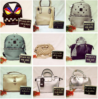 tas lokal dan import : clutch, wristlet, hobo bag, satchel bag, tote bag, tas ransel, messenger bag, pouch, kelly bag, baguette bag