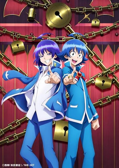 Mairimashita! Iruma-kun muestra imagen de su segunda temporada, que se estrenará en abril de 2021.