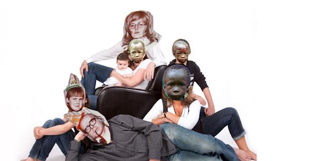 Kris Kind 2013, Familienfoto, Digital Preview