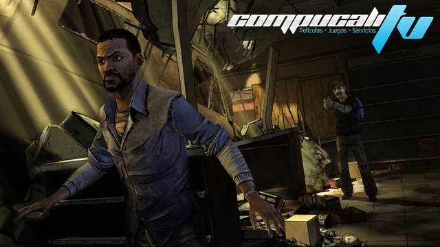 The Walking Dead Episodio 3 para PC Full Español