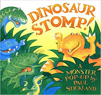 Dinosaur Storytime, Dinosaur Pop-Up Book