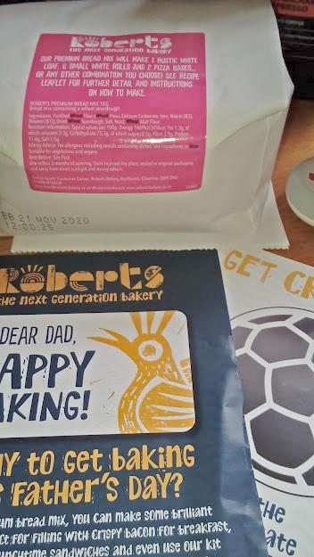 Robert's Bakery Bread Making Kit