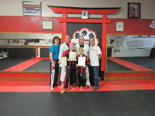 Montgomery Catholic Students to Compete on United States Martial Arts Team 1
