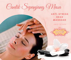ANTI STRESS RELAXING FACIAL @RM68