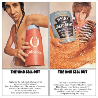 The Who - The Who Sell Out (Super Deluxe) Music Album Reviews