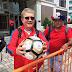 El chileno que atrapó el balón del penal de Lionel Messi