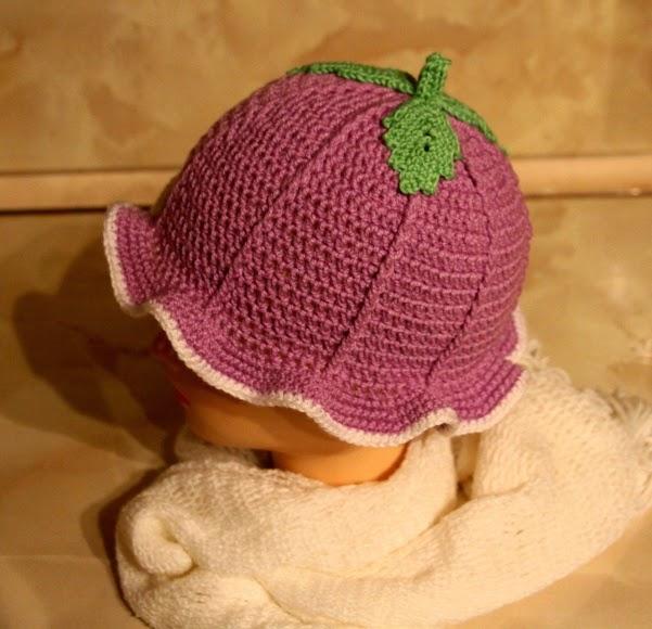 30753d45f Ručné práce: Háčkované čiapky a klobúky
