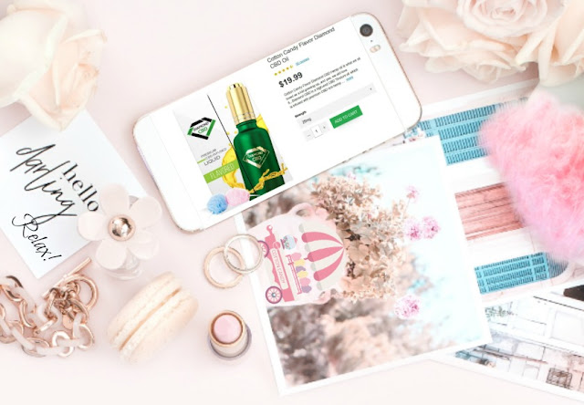 The best CBD products by barbies beauty bits