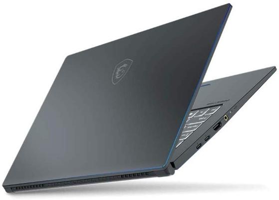 MSI Prestige 15 A10SC-044XES: portátil para creadores de contenido con procesador Core i7 y gráfica GeForce GTX 1650
