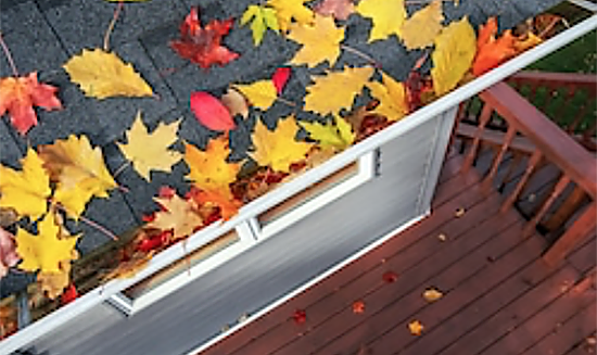 Must Do Fall Home Maintenance