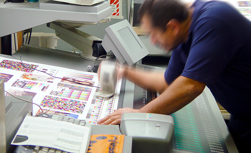 The Print Guide: Printing Standards and Specifications