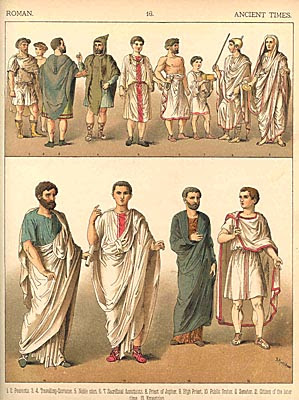 The roman society permitted abortion in ancient times
