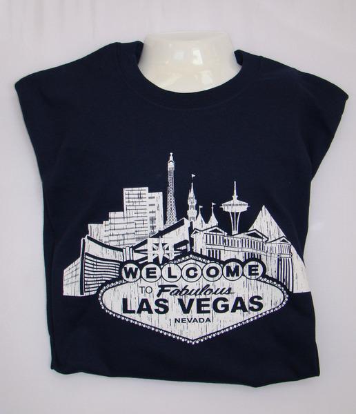 Souvenirs de camisetas personalizadas em Las Vegas