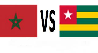 شاهد مباراة المغرب وتوجو Morocco vs Togo