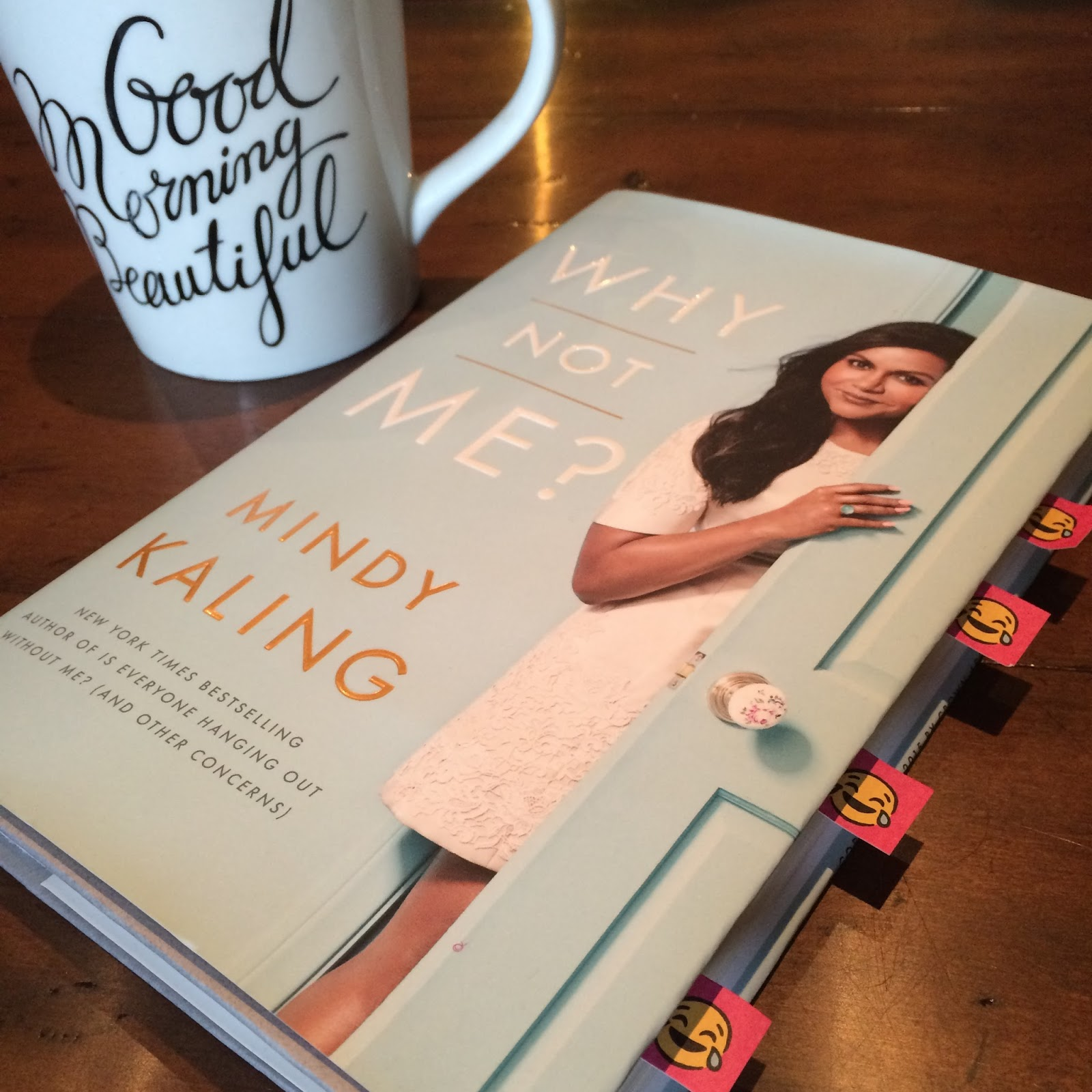 A Splendid Messy Life Book Club Discussion Why Not Me By Mindy Kaling