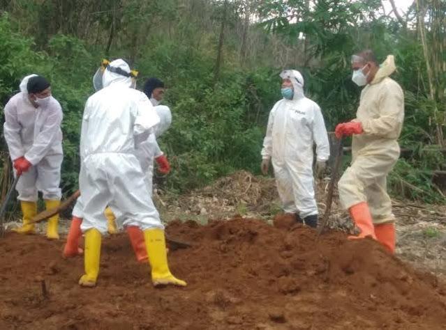 MUI Lubuklinggau Minta Makam Jenazah Covid-19 Dibongkar karena Tak Menghadap Kiblat
