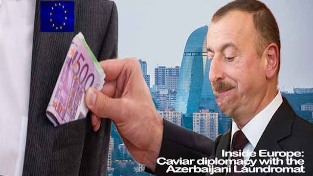 El partido de Merkel recibió donaciones de Azerbaiyán