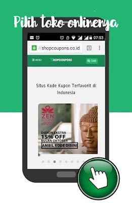 pilih toko belanja online