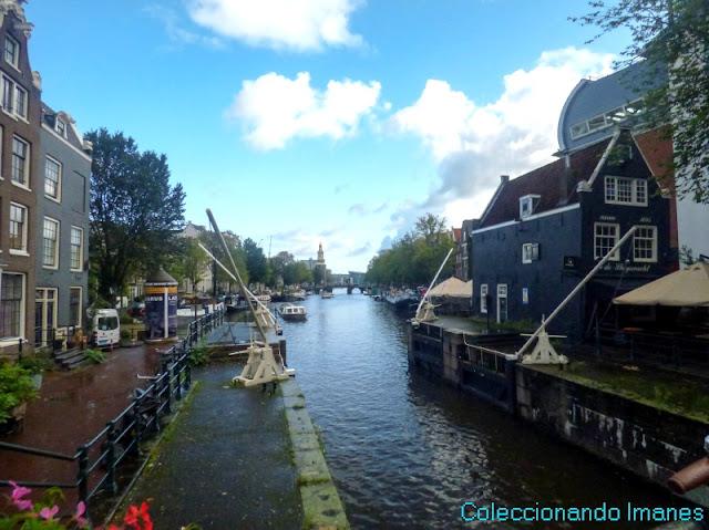 visitar amsterdam en un dia