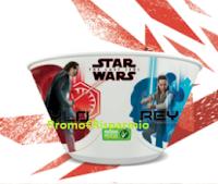 Logo Nesquik ti regala subito la Tazza Star Wars