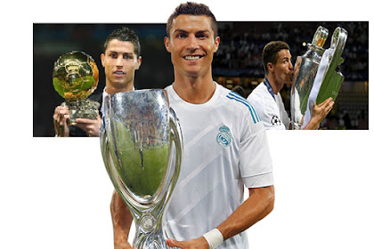 9 Rahasia Sukses Cristiano Ronaldo Dalam Karir Pesepak Bola