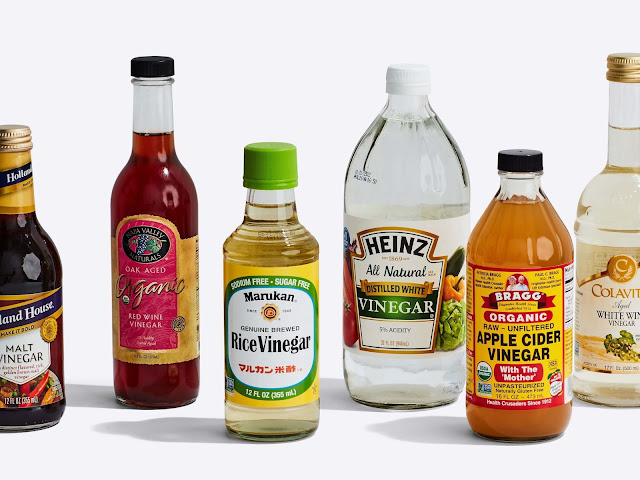 what do you know about vinegar?