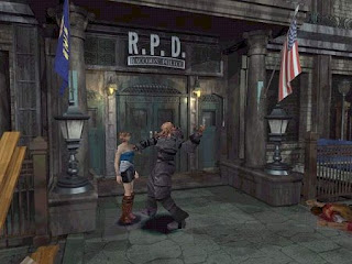 Resident Evil 3 - Jogo do PS1