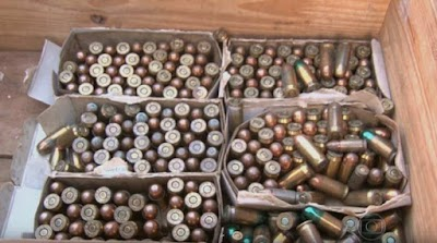 Fresh cache of ammunition intercepted at Tin Can Port