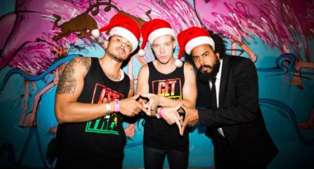 """Escucha """"Christmas Tree"""", nueva canción navideña de Major Lazer"""