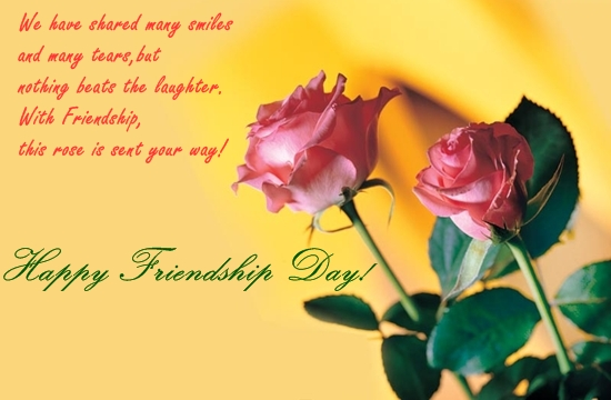 happy friendship day quotes, wishes, sms, messages, images of, Greeting card