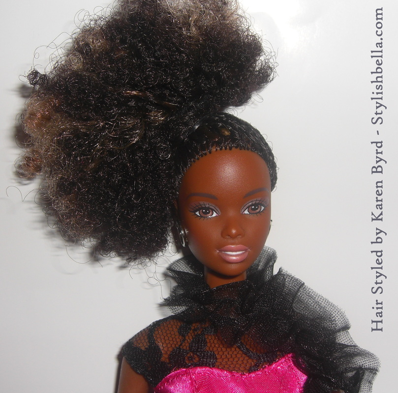 Naturally Beautiful Hair: New Natural Hair Dolls For Sale