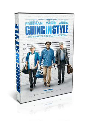 Descargar Un Golpe con Estilo (Going in Style) (2017)