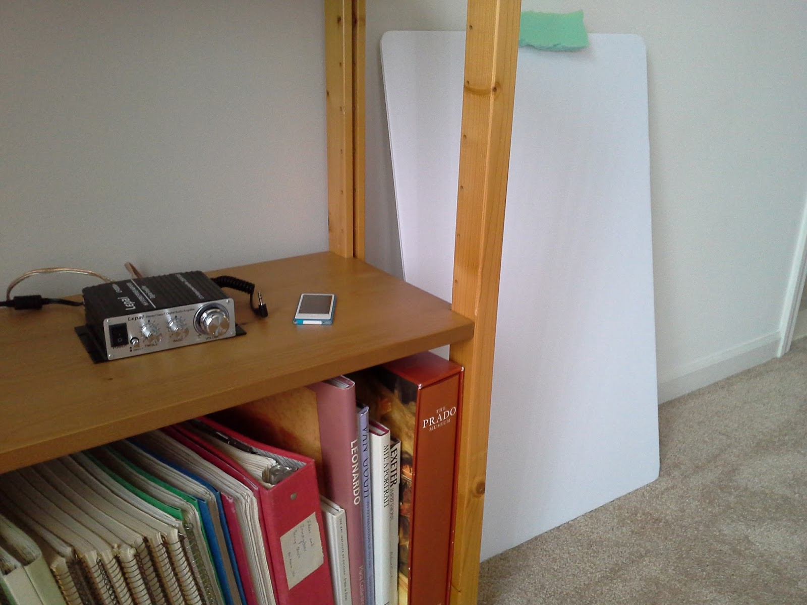 Build your own Flat Panel Speakers | Meandering Through Mathematics