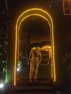 WONDERLAND LEMBANG, Wisata Baru Lembang-Bandung | Wisata Malam