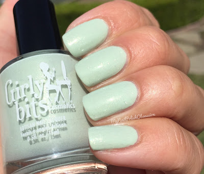 Girly BIts Cosmetics Sweet Nothings Collection, Spring 2016; J'ai Besoin des Toi