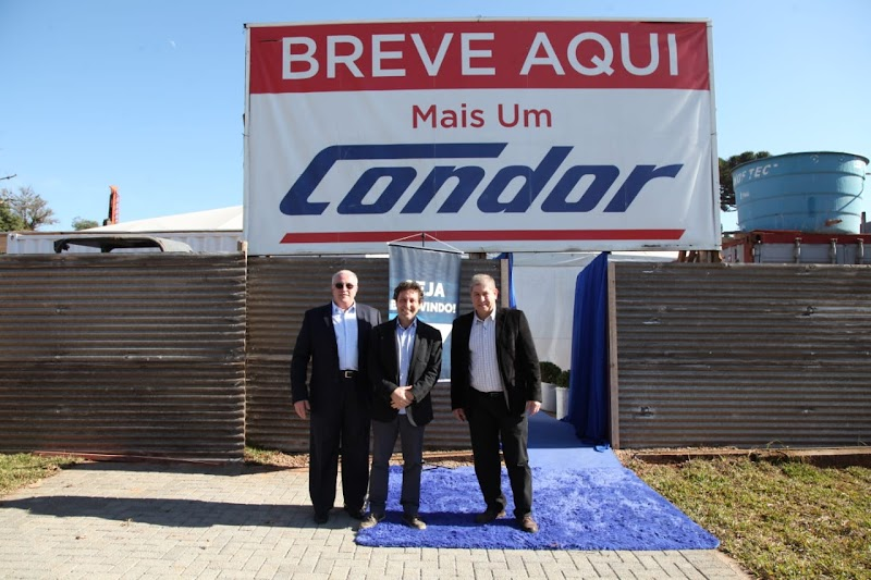Condor vai investir R$ 30 milhões em Piraquara