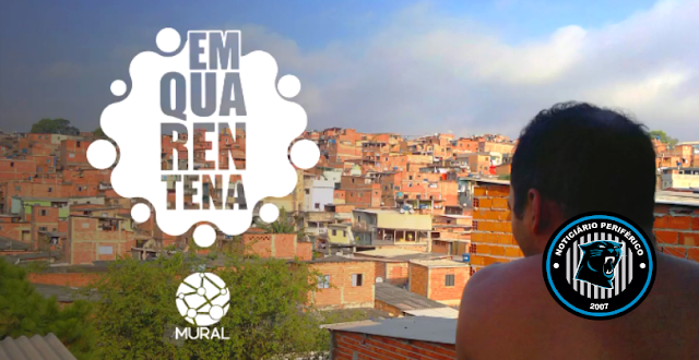 Agência Mural lança podcast para informar  moradores das periferias sobre coronavírus