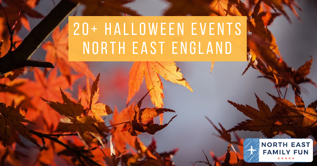 20+ Halloween Events in North East England 2021