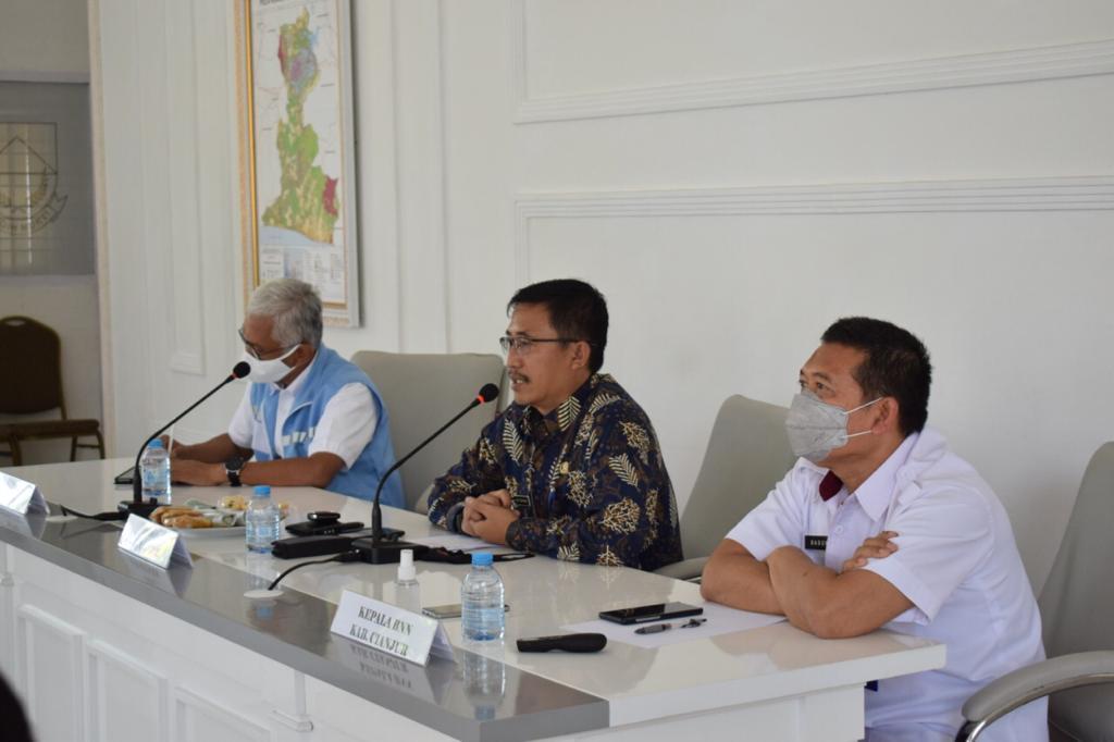 Pemkab Cianjur Siapkan Anggaran Untuk Desa Bersinar