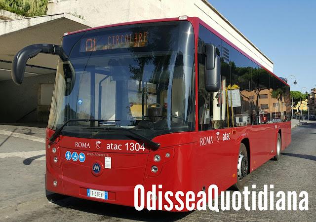 Atac:: in arrivo altri 97 bus