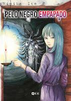 Pelo negro mojado - ECC Ediciones