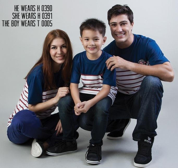 Model Baju Couple Keluarga 2 Anak Lucu Terbaru