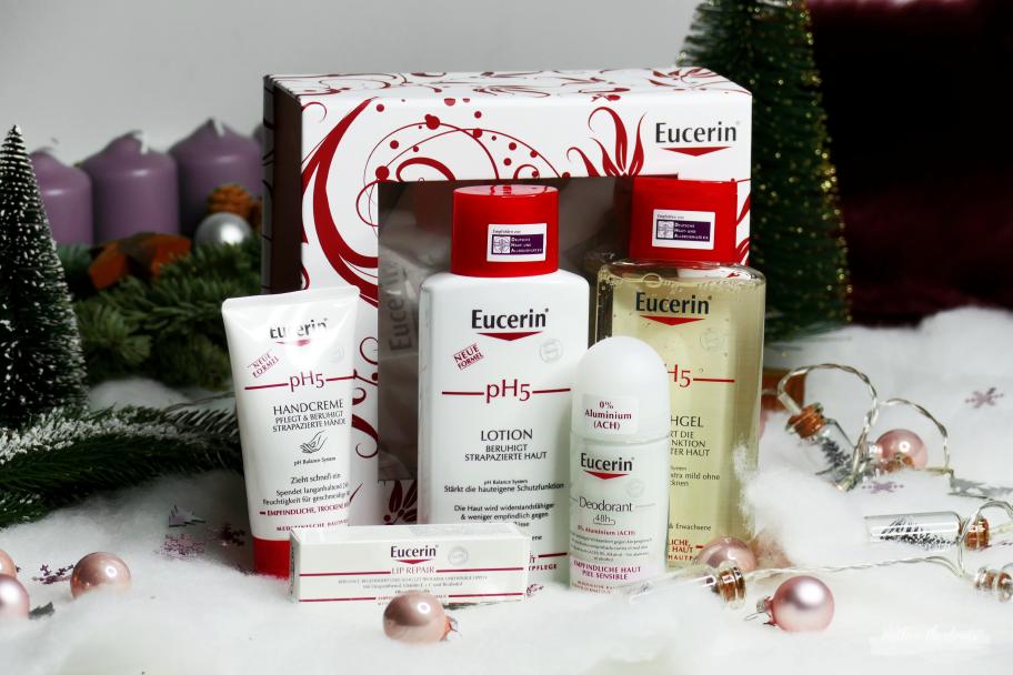 Eucerin Set pH5 trockene sensible Haut Adventverlosung