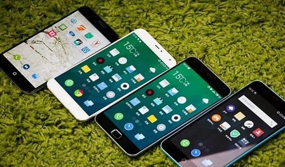 ما هي الهواتف الاكثر رواجاً لعام 2018.؟