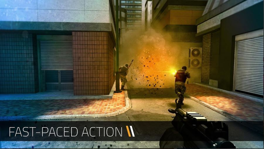 Download Forward Assault MOD APK 2